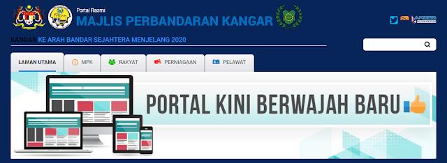 Rasmi - Jawatan Kosong (MPKangar) Majlis Perbandaran Kangar Terkini 2019
