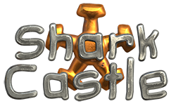 Shark Castle - A Casual 3D Side Scroller Adventure Game