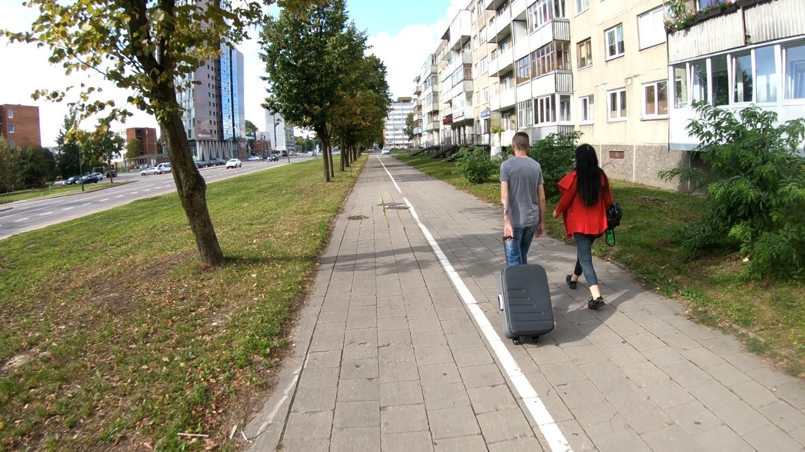 Городские туристы