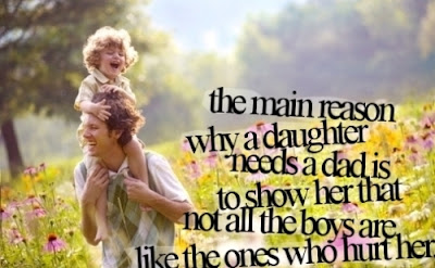 Happy Fathers Day 2016 Wishes, Saying, Quotes, Images, Pictures, Greeting from Daughter and Son