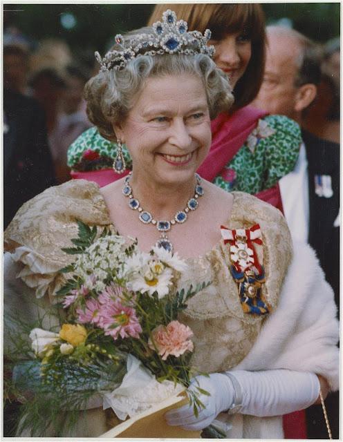 From Her Majesty S Jewel Vault The Queen S Top Five