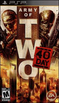 Army of Two The 40th Day (PSP) [Español – ISO] [MEGA]