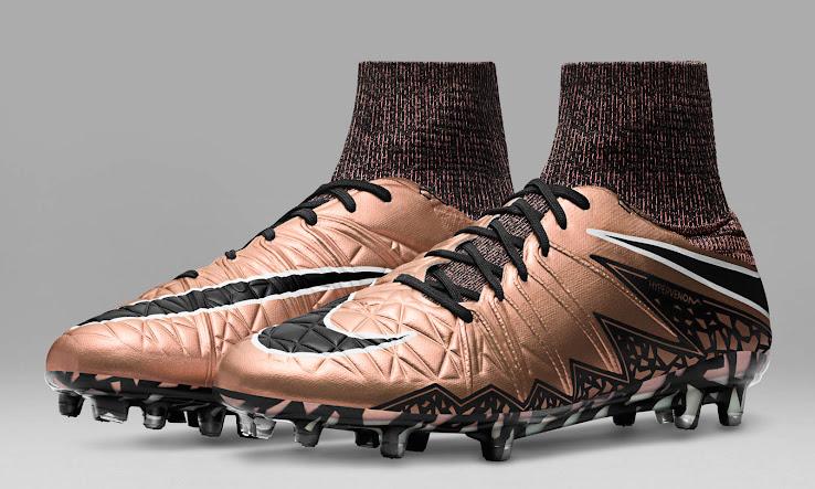 Bronze Nike Hypervenom Phantom 2016