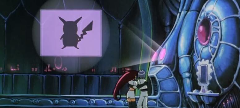 Clonagem Pikachu Filme 01