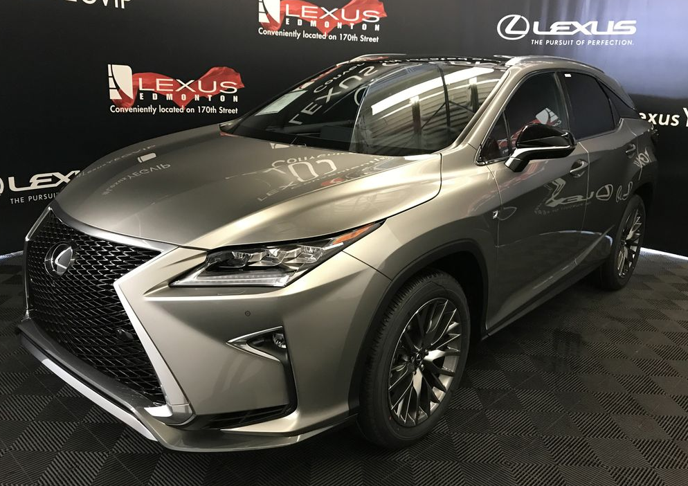 2019 Lexus RX 350 Price, Features And Engine - NEW UPDATE ...