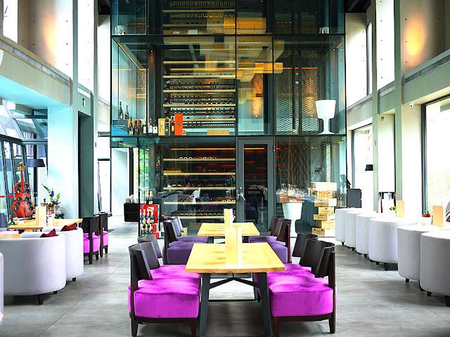 P1260968 - 熱血採訪│台中法式餐廳Beluga Restaurant&Bar,適合情人節約會的餐廳還有泳池耶(已歇業