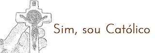 Logomarca antiga do 'Sim, sou Católico'