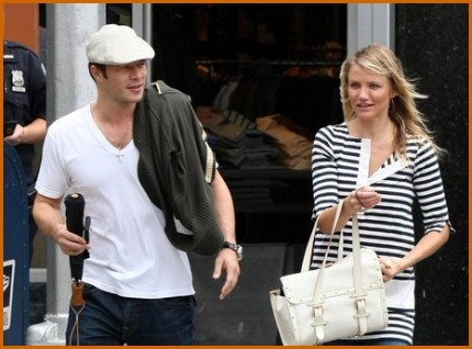 ALL ABOUT HOLLYWOOD STARS: Cameron Diaz With Her Boyfriend ...Cameron Diaz Husband