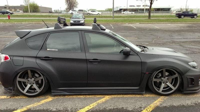 For Sale 2011 Subaru Imprezza Wrx Sti Hatchback