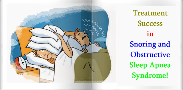 Success of sleep apnea and snoring treatments - How is obstructive sleep apnea treated?  - Obstructive sleep apnea treatment - Obstructive Sleep Apnea (OSA) Treatment - Treatments for snoring - Treatment of snoring