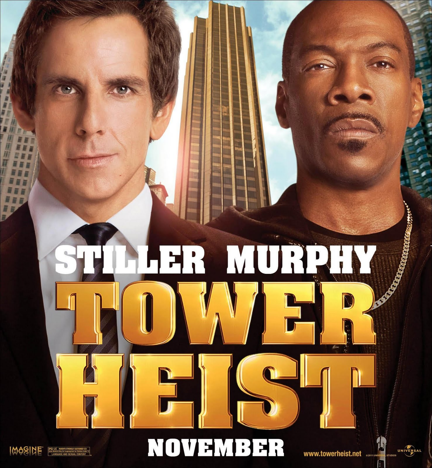 "HELL BURNS: MOVIES: ""TOWER HEIST"""