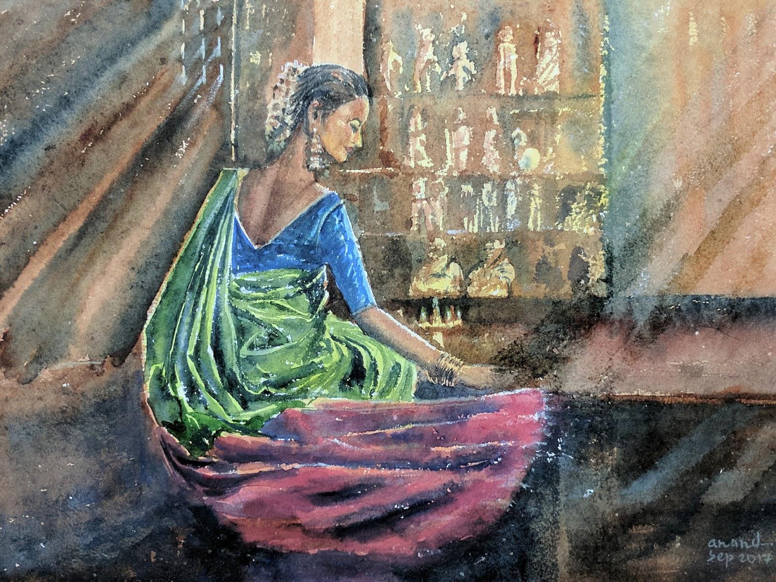 Happy Navrathri (9 nights)