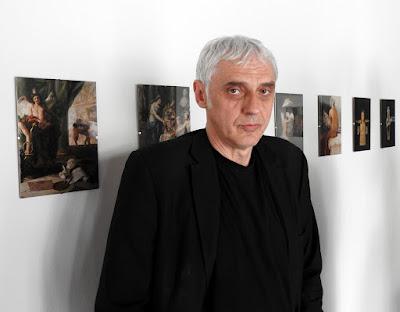 GRAND-QUEVILLY. Le chorégraphe Josef Nadj se fait plasticien pour une exposition originale à la Maison des Arts.