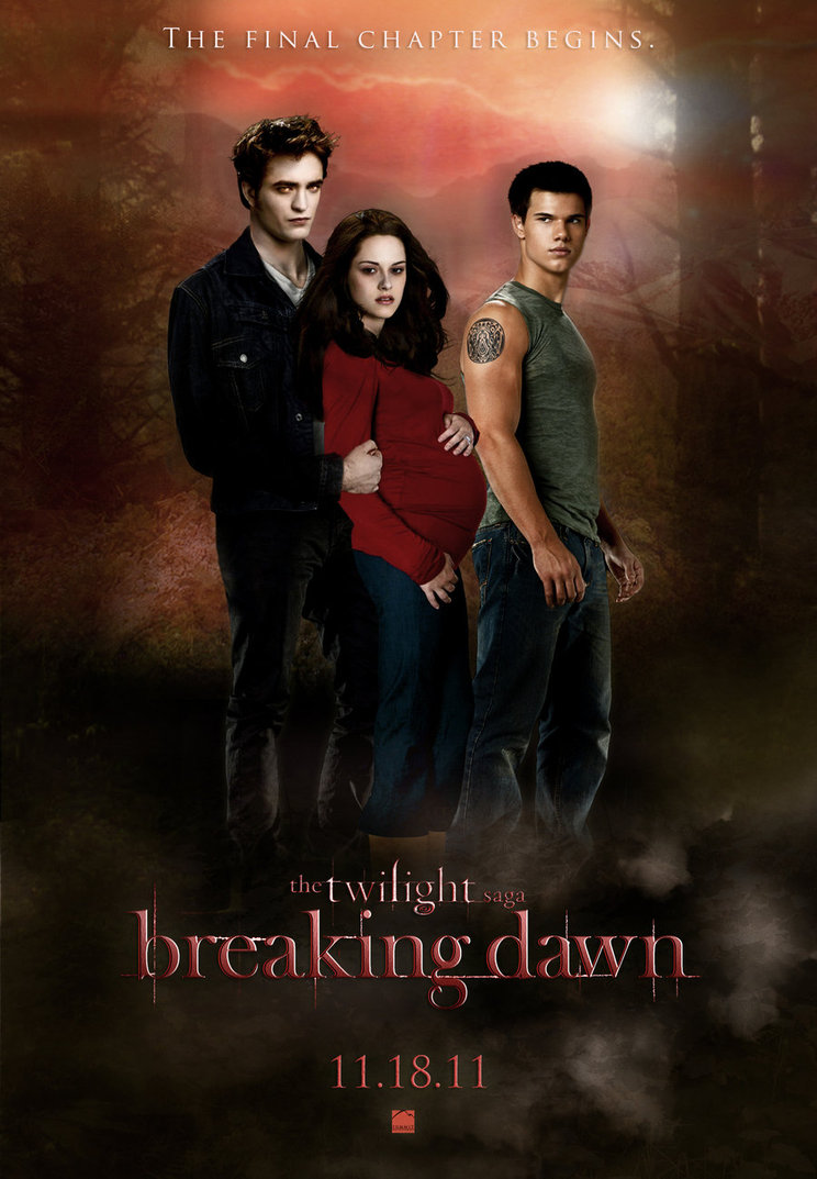 Review  The Twilight Saga: Breaking dawn Part I