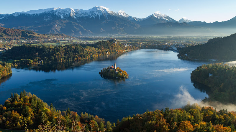 Trip in Bled Slovenia