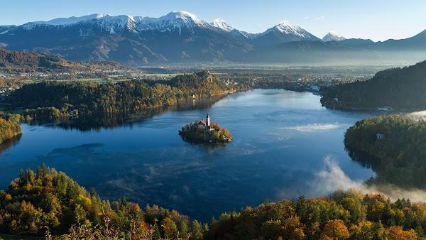 Trip in Bled, Slovenia