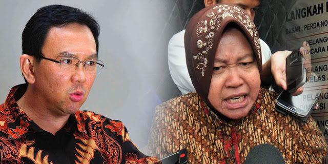 "Jika ""Head to Head"", Risma Bakalan KO lawan Ahok di Pilkada DKI 2017"