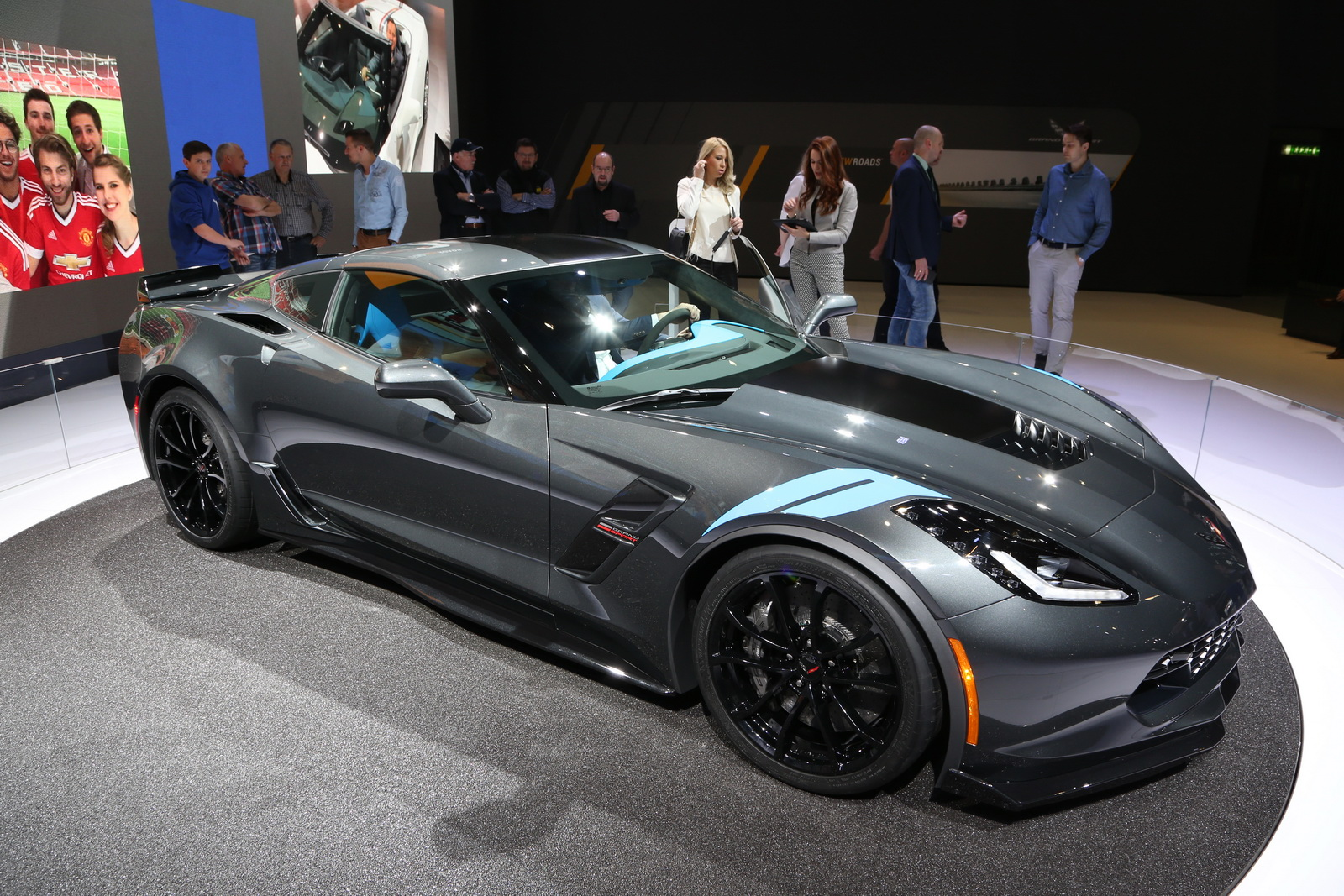 New Corvette Grand Sport Is The Hidden Gem Of Geneva ...