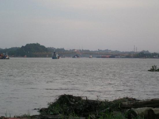 sungai mahakam samarinda Kal-tim