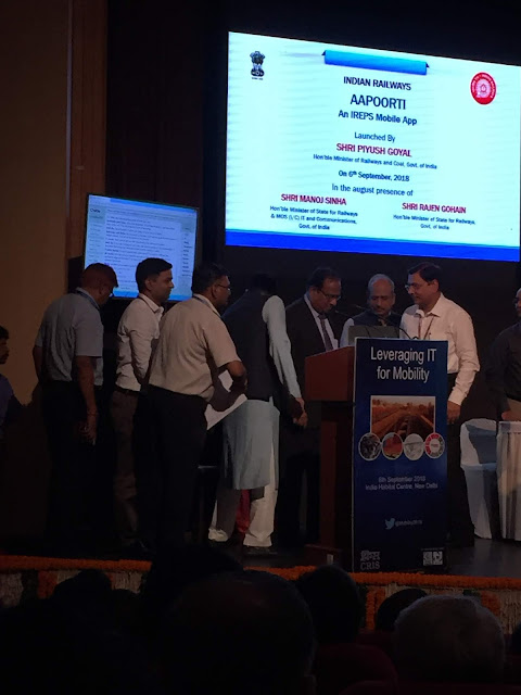 02 Launch on Aapoorti App on 06.09.2018