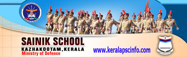 The application form can be downloaded from here www.sainikschooltvm.nic.in, Kazhakootam Sainik School