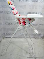 3 BabyDoes Jetem Caesar High Chair