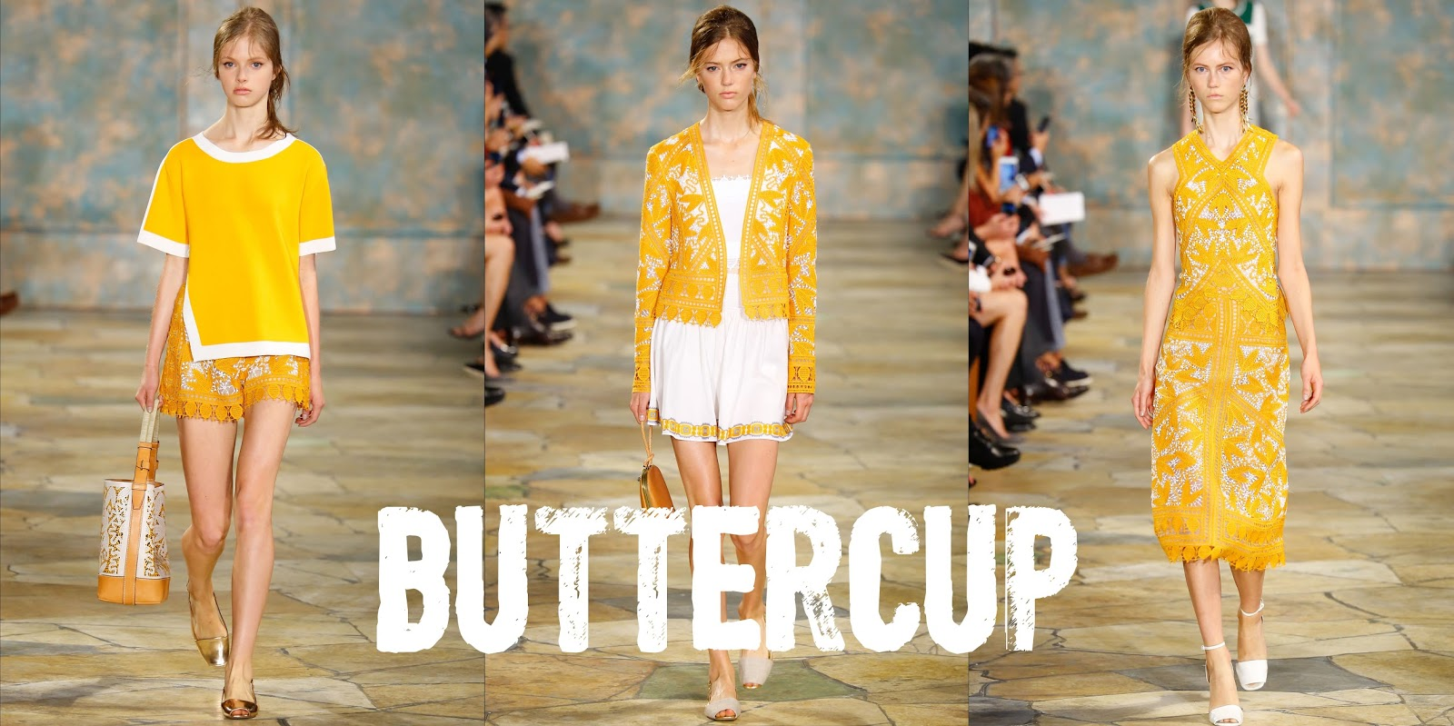 Eniwhere Fashion - Buttercup Pantone color