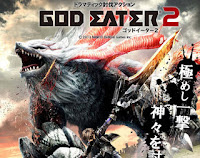 Game PSP/PPSSPP God Eater 2 ISO CSO High Compress English Patch
