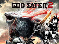 PSP God Eater 2 ISO CSO High Compress English Patch