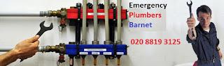 emergency plumbers barnet