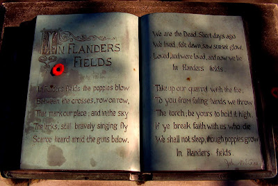 Remembrance Day Poems 2016