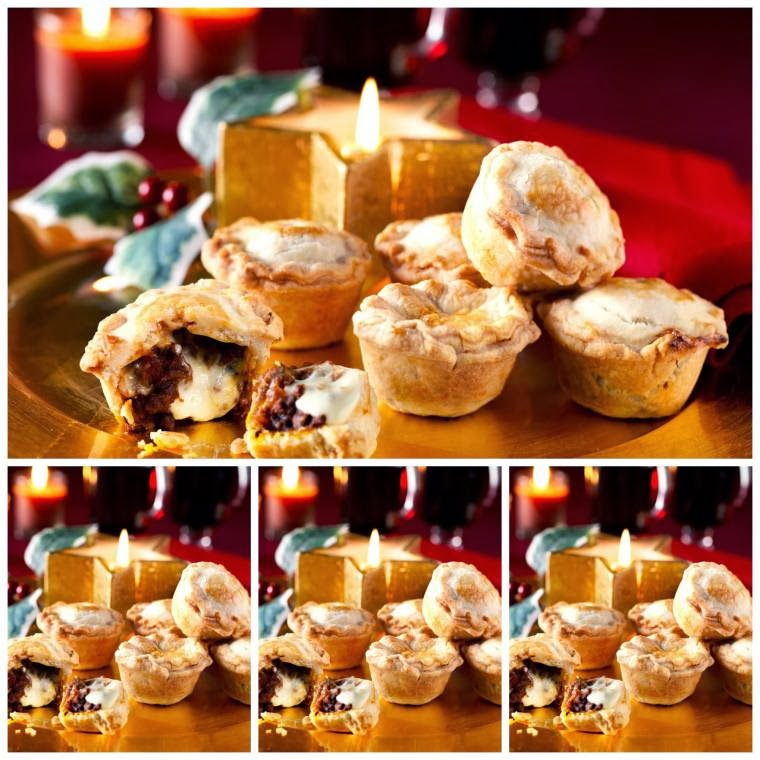 Primula Surprise Mince Pies: Great For Christmas Parties