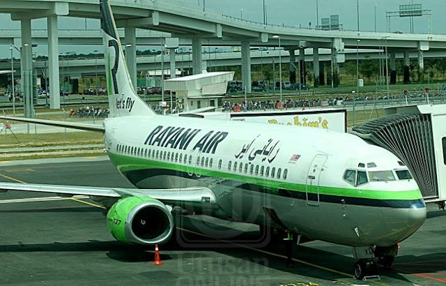 Kisah Pilot Rayani Air Mogok Hanya Rekaan Pengurusan?