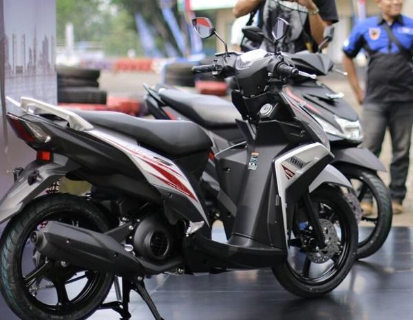New Motor Mati Yamaha Mio Z