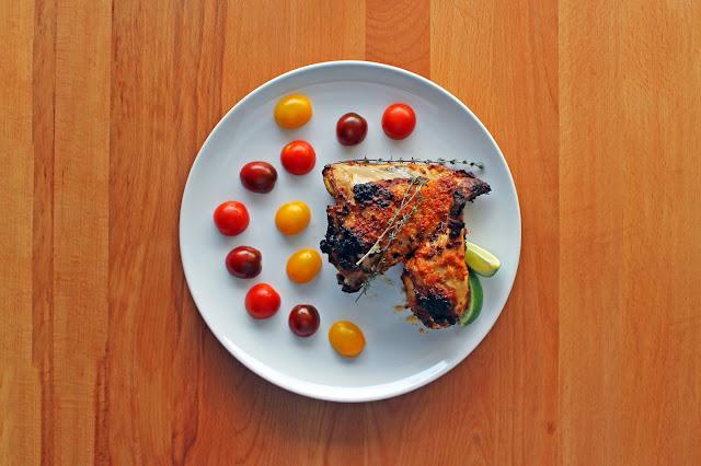 Κοτόπουλο Πορτογαλίας Piri Piri / Chicken Piri Piri
