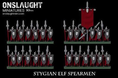 Stygian Elf Spearmen picture 1
