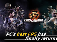 Point Blank Strike MOD 2.0.18 Unlimited All Ammo Unlock All Weapons Items