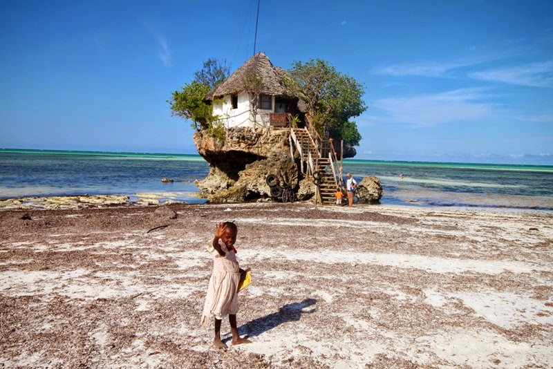 The Rock | The Restaurant of Zanzibar