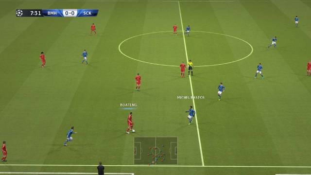 Download PES 2014 PC Games Gameplay