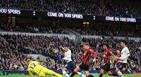 توتنهام يحقق الفوز الثالث على التوالي تحت قيادة مورينيو على فريق  بورنموث في الدوري الانجليزي