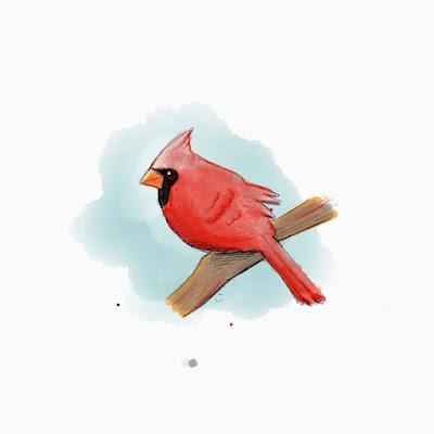 Adam McHeffey - Cardinal
