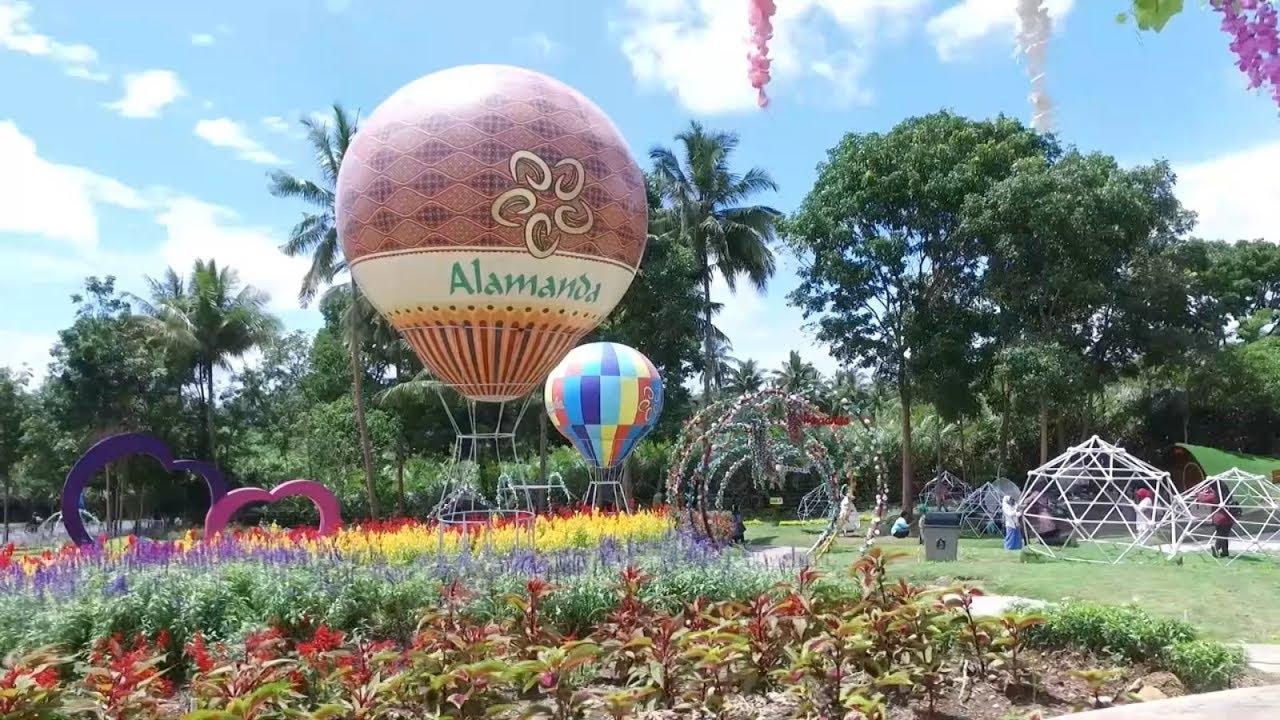 tempat wisata indoor di jogja Wisata Dan Kuliner Alamanda Flower Garden Tempat Wisata Di