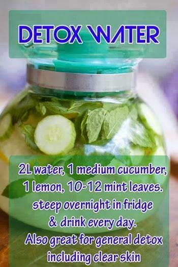 hover_share weight loss - detox water