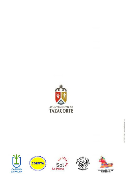 Programa de las Fiestas San de Miguel 2019 en Tazacorte