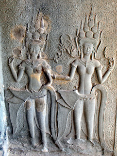 TEMPLOS DE ANGKOR. SIEM REAP. CAMBOYA.  (1) Angkor Wat