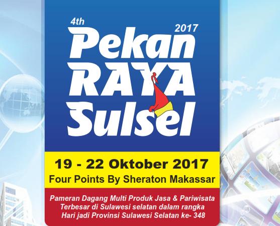 Stand Kab.Kep.Selayar,  Ramaikan Pekan Raya Sulsel 2017