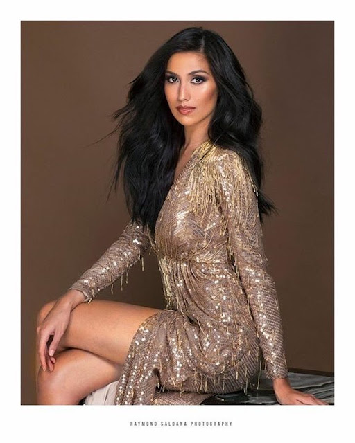 Rachel Peters - Miss Universe Philippines 2017 Photo by Raymond Saldaña