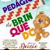 Prefeitura Municipal de Cantagalo por meio da Secretaria de Assistência Social realiza o PEDÁGIO DO BRINQUEDO!