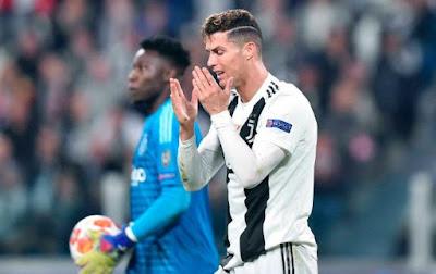Cristiano Ronaldo cierra la peor Champions de su carrera