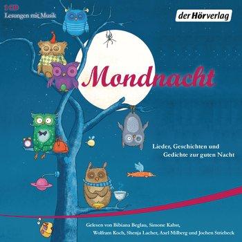 Kinderbuchkiste Mondnacht Cd Lieder Geschichten Und Gedichte